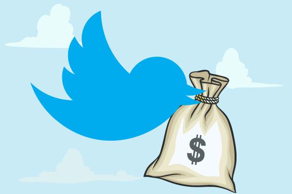 Fare soldi su Twitter in poco tempo