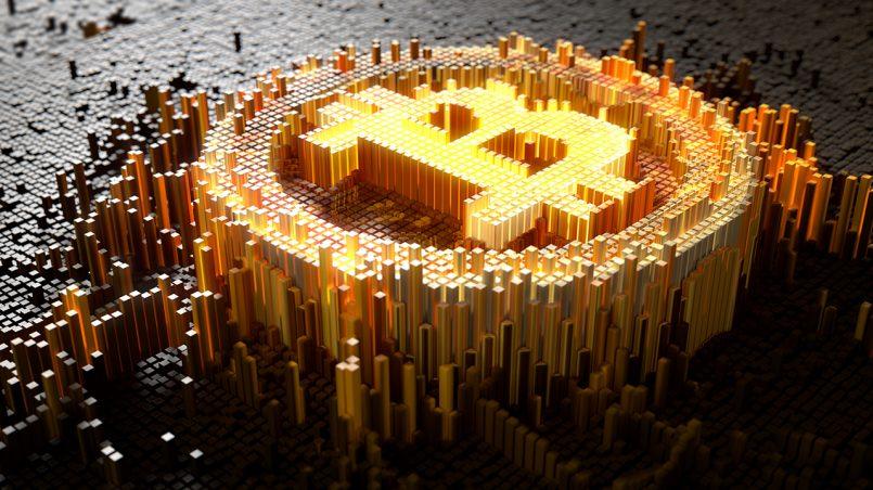 Robot BitCoin